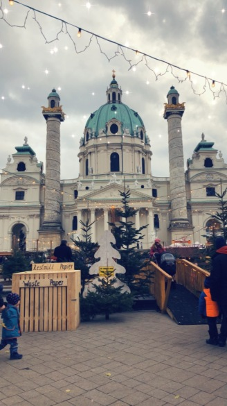 Vienna 25th Nov 2017